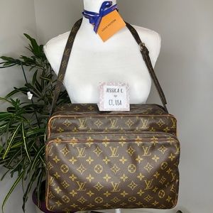 Louis Vuitton Vintage Nile GM